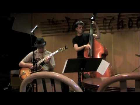 Guitar Trio at the Jazzschool Berkleley