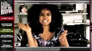 Rihanna Twerking (& Ashanti), Ace Hood's Rolex Fail, ASAP Rocky Slaps Female Fan & More.