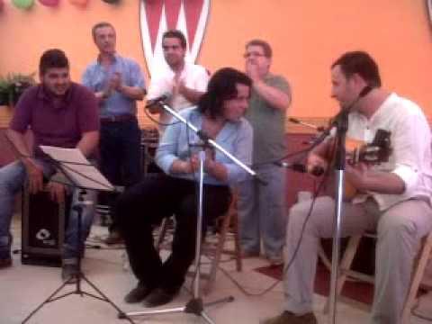 BULERIAS 2 - ANGEL VERDUGO SAUL CABRERA Y JOSUE ANDRADES - CASETA DON MARIANO