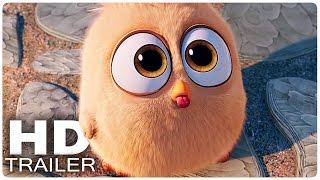 ANGRY BIRDS Movie Trailer 1 + 2 (2016)