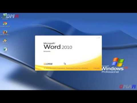 Como instalar Office 2010 en Windows  XP con Service pack 1 o 2