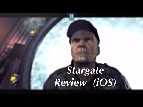 Test: Stargate SG-1: Unleashed Ep. 1 - iPhone- / iPad-Action-Adventure mit Original-Stimmen