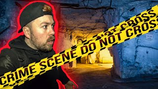 Exploring abandoned drug lords underground lair (DON'T GO HERE ALONE)