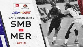 Highlights: San Miguel vs Meralco | PBA Commissioner's Cup 2019
