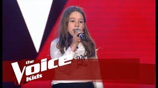 Mishel - Scars To Your Beautiful   Audicionet e Fshehura   The Voice Kids Albania 2019