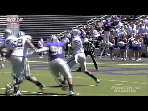 2011 Spring Football: Kansas State Wildcats