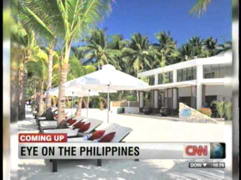CNN Eye on the Philippines Spotlights Philippine Tourism // Part 1