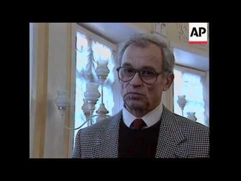RUSSIA: ALCOHOL CONSUMPTION CAUSES DEFORMITIES IN CHILDREN
