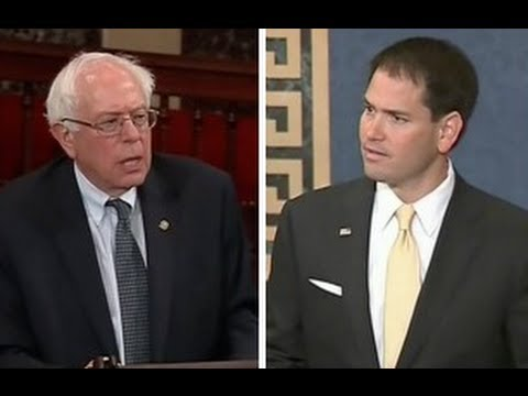 Bernie Sanders, Marco Rubio Brawl over VA Accountability