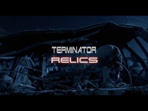 Terminator Relics - The Future War