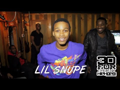 [day 17] Louie V Gutta X Lil Snupe - 30 For Thirty Freestyle video