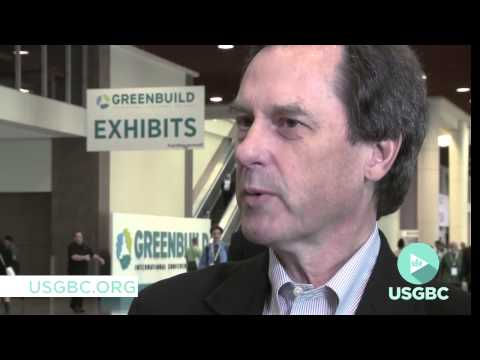 Greenbuild 2014 interview with Bob Best, JLL