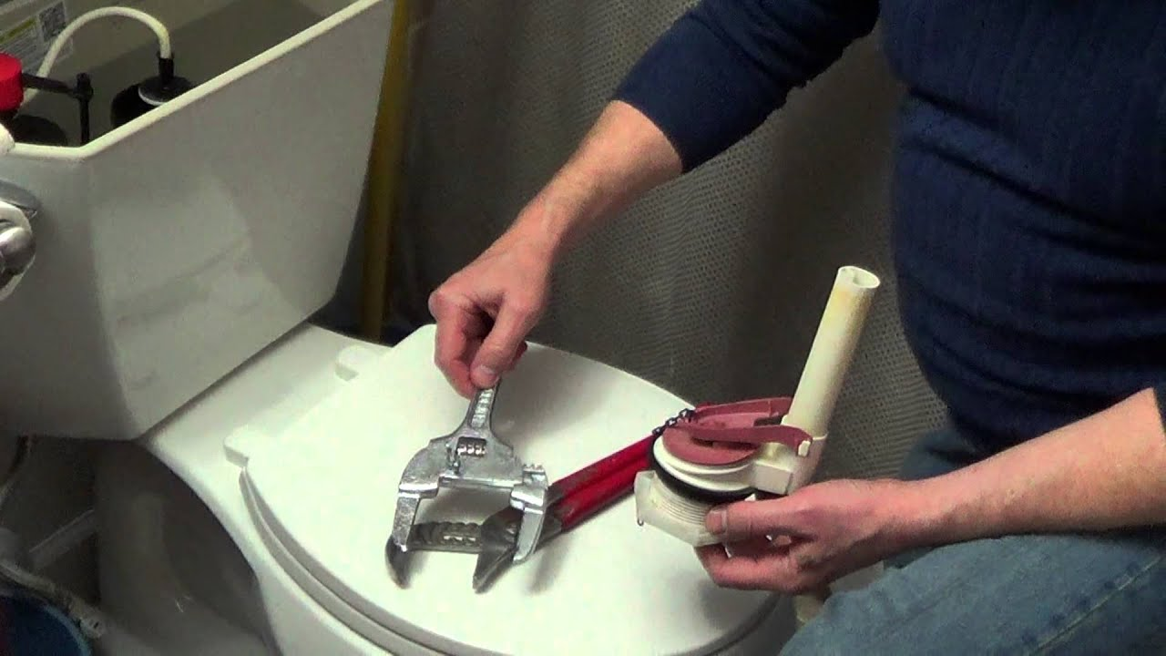 Toilet Flush Lock