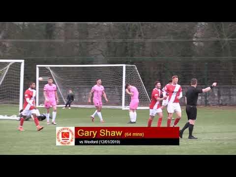 Goal: Gary Shaw (vs Wexford 12/01/2019)