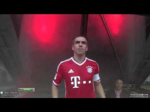 Bayern Munich Champions Bundesliga 2012/2013 HD 720p