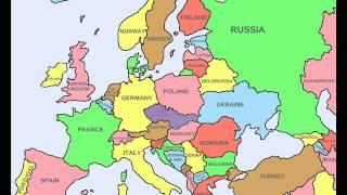 Europe in future 2050