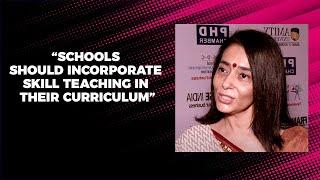 Schools should incorporate skill