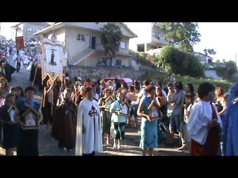 Prociss�o da Festa do Senhor   Regadas 2011
