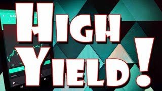 High Yield Bond Fund | Dividend Capture Stock Market Investing!