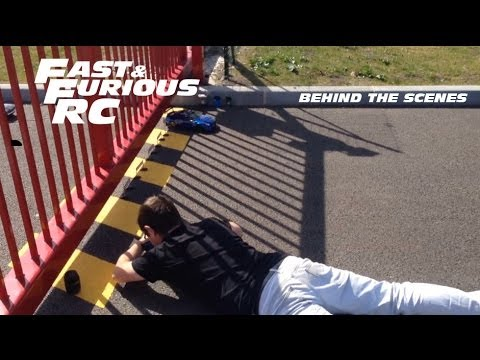 FF RC : Behind The Scenes / Making-of RC Car Chase