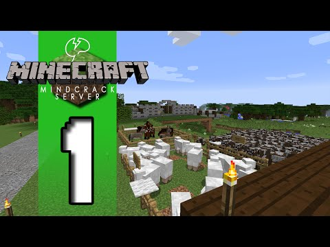 Beef Plays Minecraft Mindcrack Server S5 EP01 Here We Go