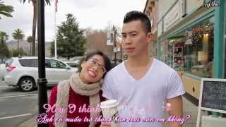 [ Vietsub + Lyrics ] Do You Want To Be My Boyfriend ( FROZEN PARODY )