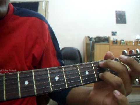 Enrique Iglesias - Addicted Acoustic Guitar Tutorial ( Part...
