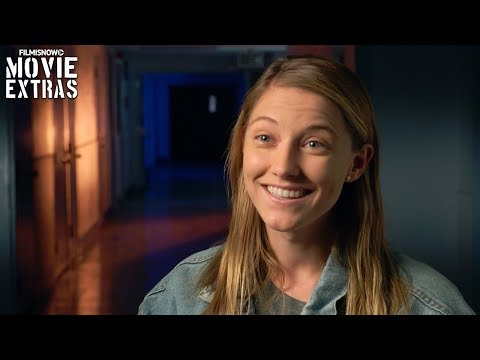 Insidious: The Last Key | On-set visit with Caitlin Gerard