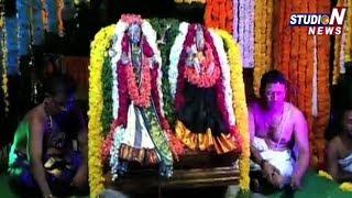 Devi Navaratri Celebrations at Srisailam Bramaramba Temple