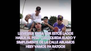 Hablan Al Peso   The Poison Kings Feat  Ab Perez & Maniako LETRA