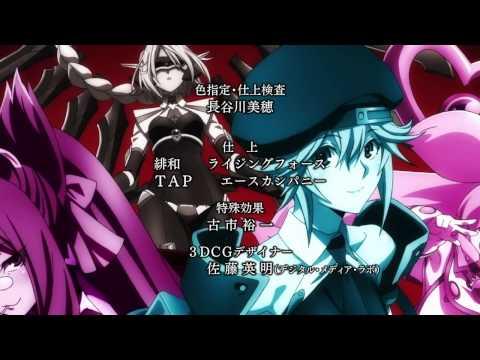 Blazblue: Alter Memory | Ending Theme | 720p Hd video