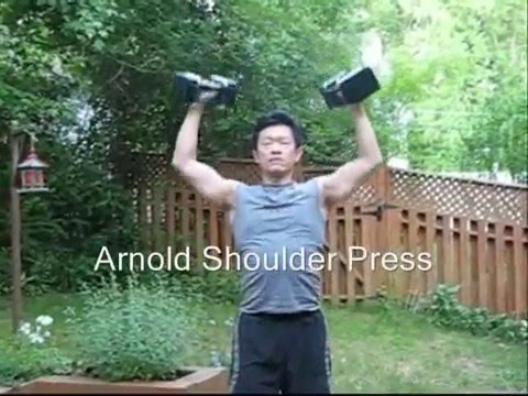 Fat Burning Dumbbell Circuit Training Workout A Image 1