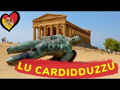 Canzoni Siciliane: Santina Romeo: Lu cardidduzzu