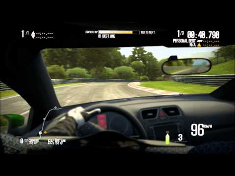 Vw Sirocco R Need For Speed Shift 2 video