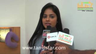 Nandita Swetha Press Meet For Anjala Movie