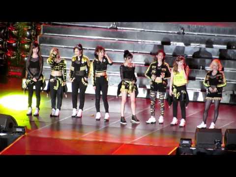 [fancam] 130330 YOONA at superjoint concert in bangkok part3 Credit by Sangsom