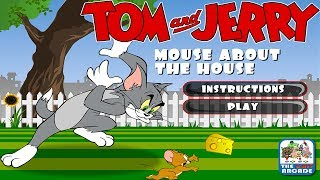 Tom and Jerry: Mouse About The House - Help a Hungry Jerry get to the Fridge (Boomerang Games)
