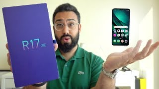 Oppo R17 Pro UNBOXING and FIRST LOOK - SuperVOOC, Battery, Triple Camera and More