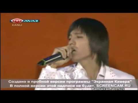 Димаш Кудайбергенов - Gesi Baglari. Turkevizyon-2013
