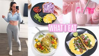 WHAT I EAT IN A DAY TO LOSE WEIGHT! - My Carne Asada Tacos & Weight Loss Update!