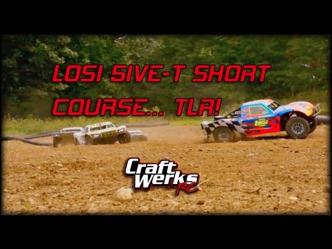 Losi 5ive-T 5T 1/5 Scale Short Course Racing