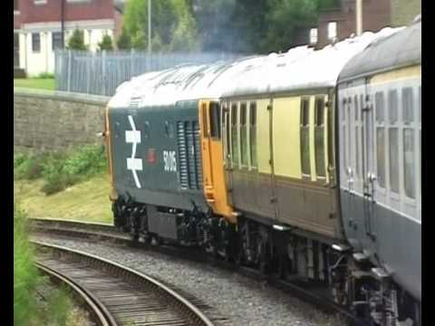 A Valiant Day Out at the East Lancashire Railway (19th June 2010)