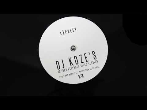 Låpsley - Operator (DJ Koze's Extended Disco Version)