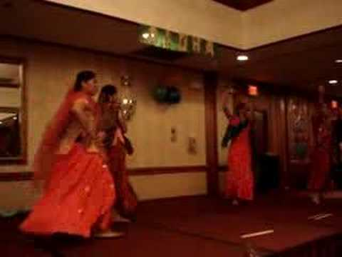 Dandiya Dance Performance