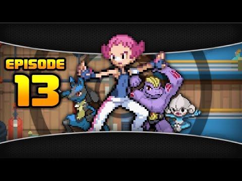 Pokémon Platinum Version - Episode 13 | Gym Leader Maylene!