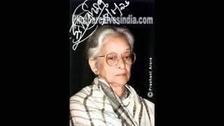 Tabu mone rekho...Suchitra Mitra