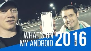 What's On My Android with Bane Tech and DroidModderX