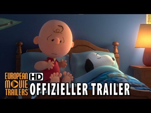 Die Peanuts - Der Film Offizieller Trailer #3 Deutsch German (2015) HD