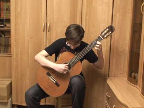 Исаак Альбенис - Сборник пьес для гитары