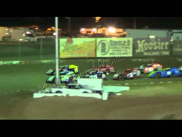 Modified Main Event From CSP Nov 1st 2013